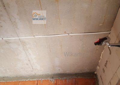 Bruzdowanie ścian i układanie przewodów (0)